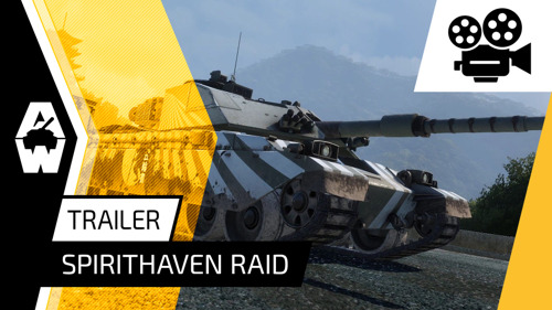 "ARMORED WARFARE EXPANDS UPON ""SPIRITHAVEN"" SEASON WITH ALL-NEW MIDSEASON RAID EVENT"