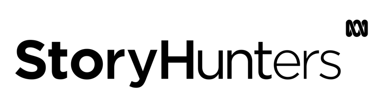 Story Hunters logo