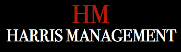 Harris Management press room Logo