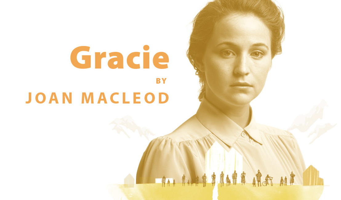 Belfry premieres Joan MacLeod's latest play, Gracie