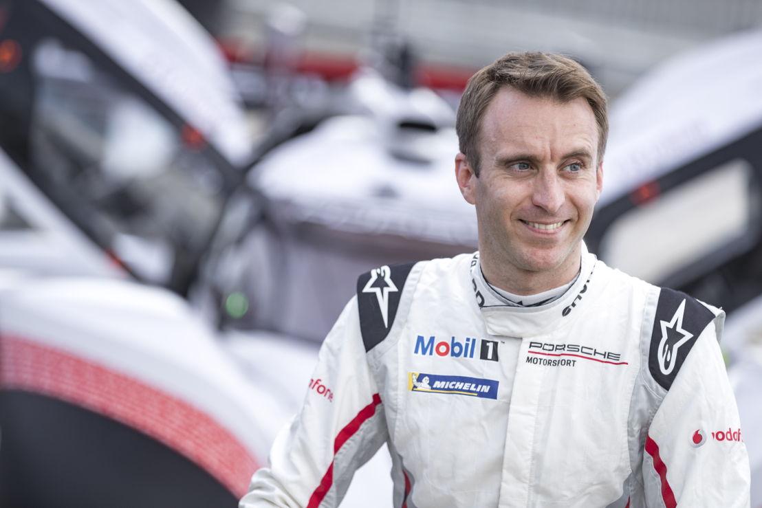 Equipo Porsche LMP: Timo Bernhard