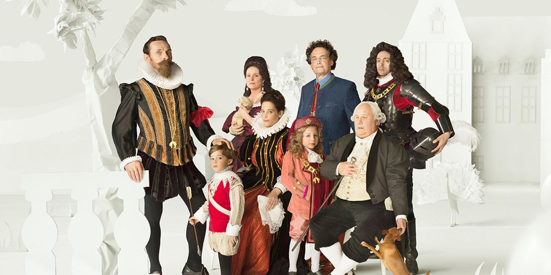 Arenberg Festival in Leuven. Een unieke inkijk in het leven van een hoogadellijke familie.
