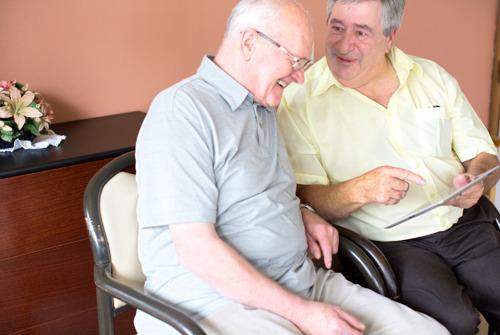 Grandparents got hooked on video calls thanks to coronavirus