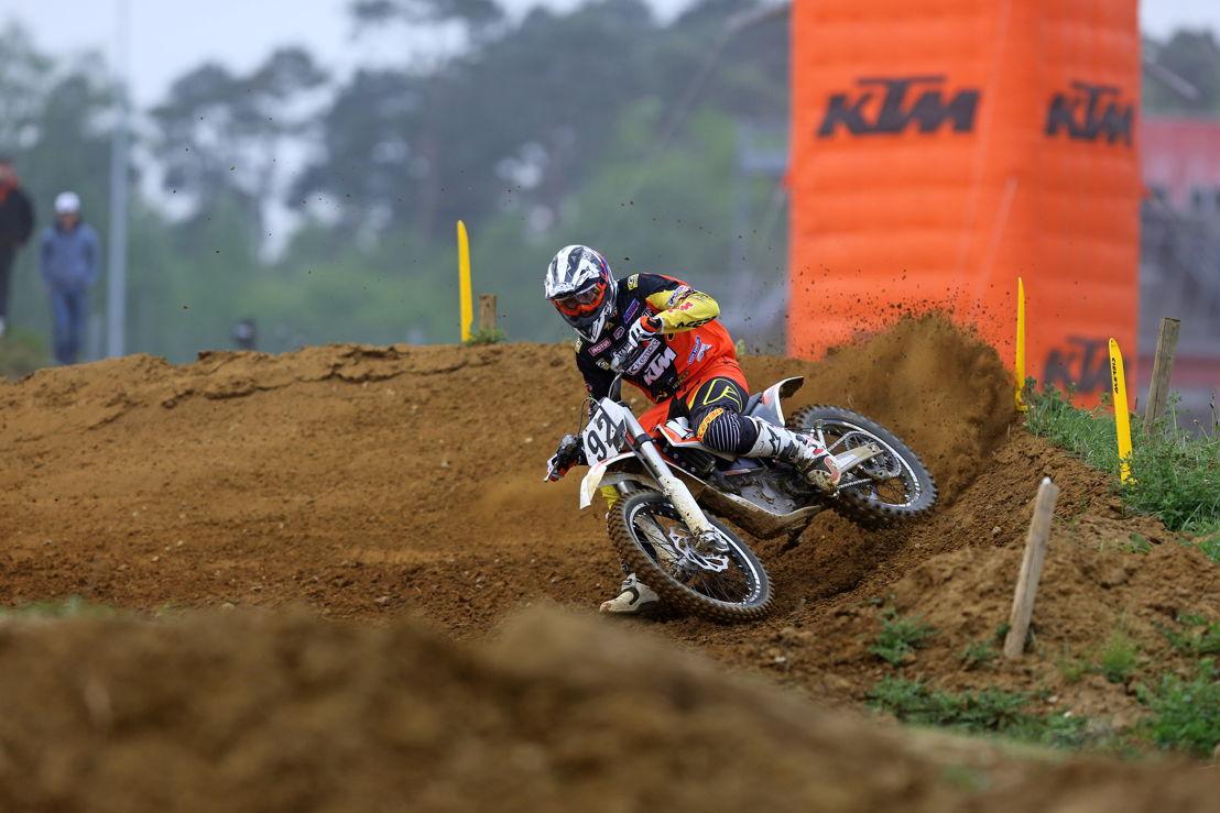 Valentin Guillod, E-MX kampioen 2014 Credit: CDS