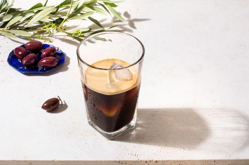 Nespresso on ice