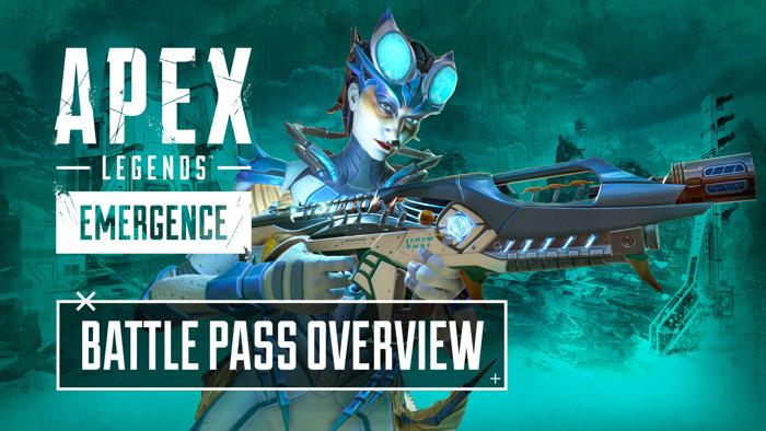Apex Legends – Émergence présente la bande-annonce de son Passe de Combat et ses notes de patch