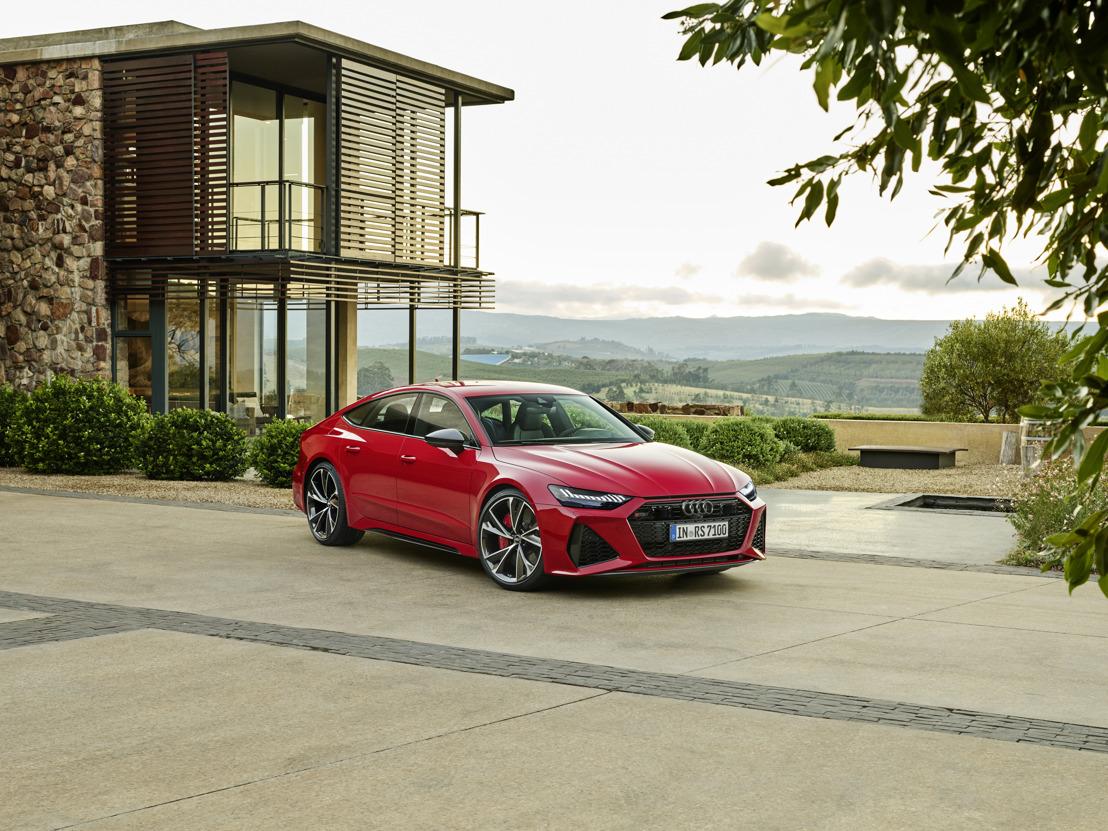 Fantastische prestaties en een innovatief design: de nieuwe Audi RS 7 Sportback