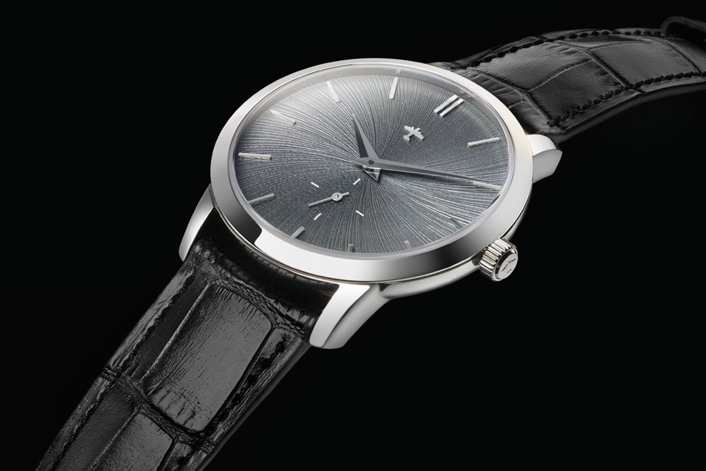Progeny Stainless - Schist concept dial - 2
