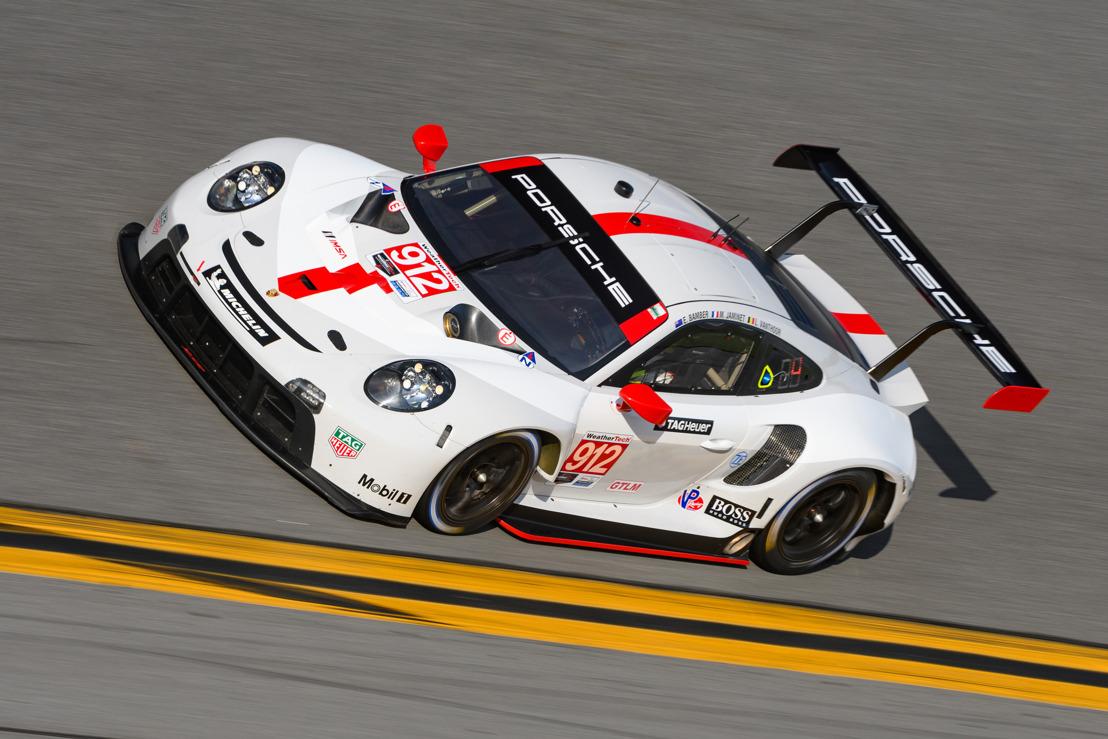 Preview, IMSA WeatherTech SportsCar Championship, Round 2, Daytona (USA)