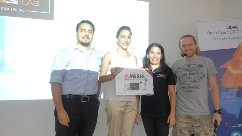 Ganador de premio publico - LabMedia LatAm