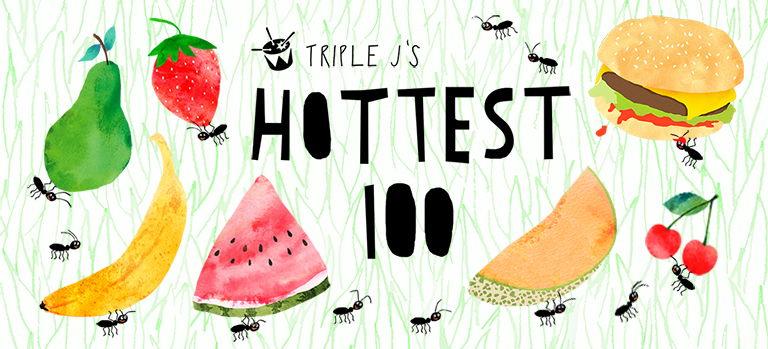 triple j's Hottest 100 2016