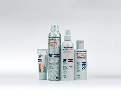 ISDIN presenta eficaz loción fotoprotectora para la piel de niños y bebés