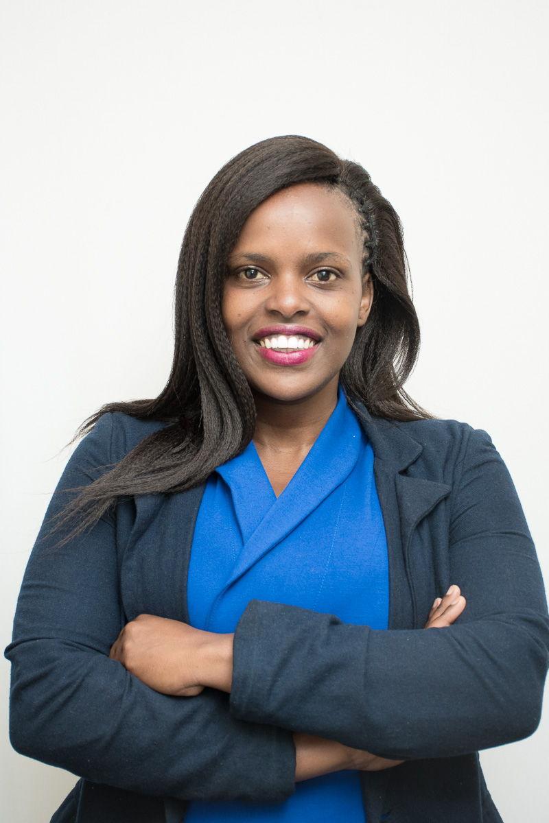Leah Muthoni Mutonyi, HEW Consultant and Environmental Expert, NEMA