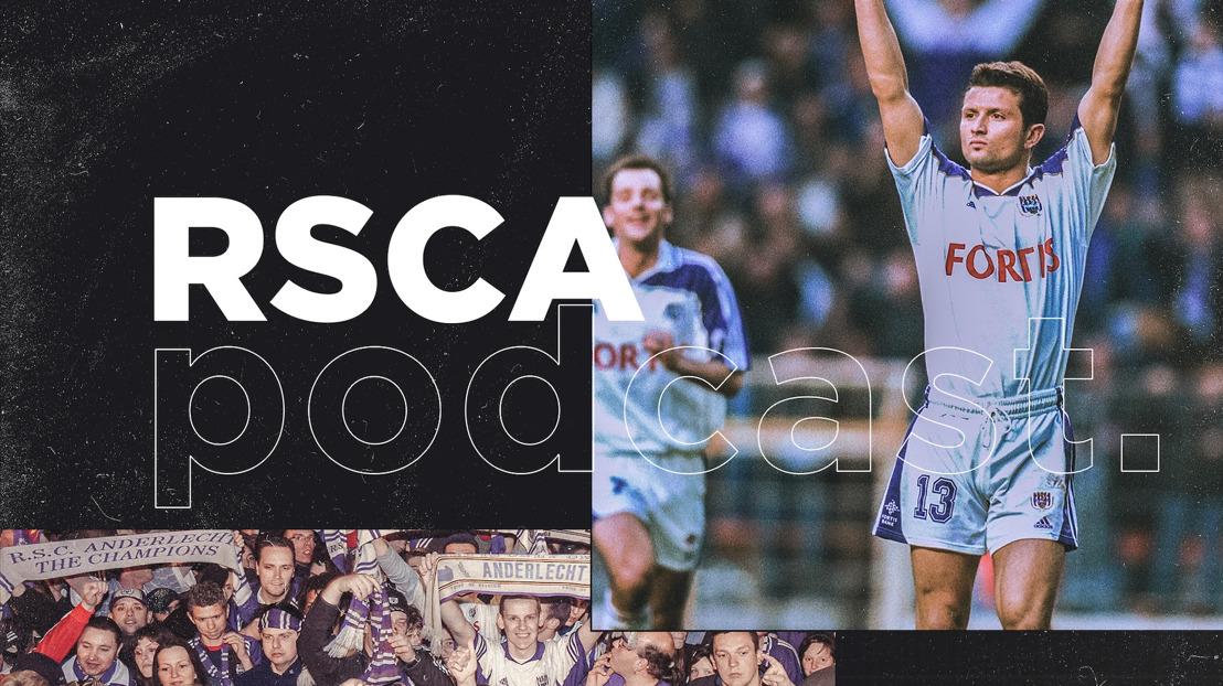 """RSCA Podcast - Il y 20 ans: l'année miraculeuse du Sporting dans la Champions League. """"Tout a commencé à Porto"""""""