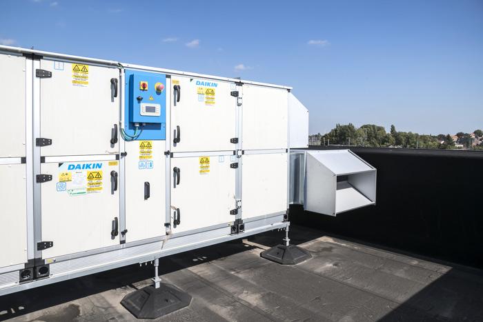 Systèmes de ventilation et COVID-19 : quelques lignes directrices