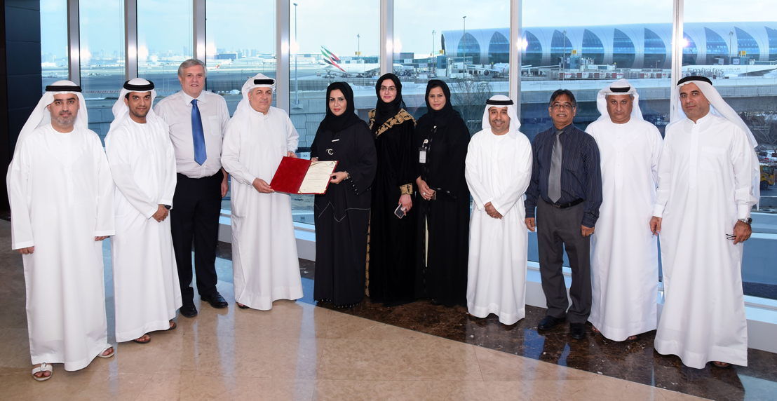 Emirates Engineering calibration shop receives ISO 17025 certification from the Dubai Accreditation Department of Dubai Municipality