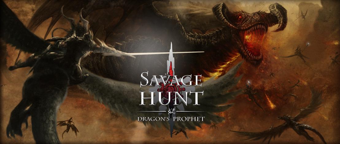 Savage Hunt: Ab sofort - Drachensammeln leichtgemacht
