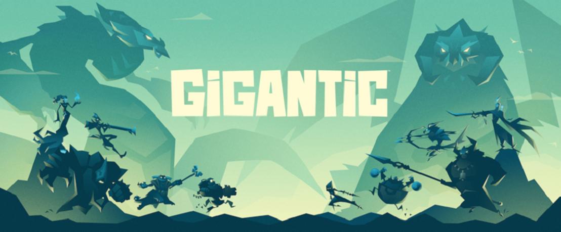Доступ в новую MOBA Gigantic!