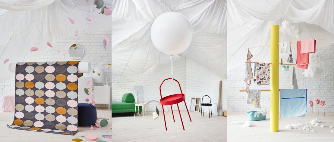 Een speels interieur met een hoge designfactor dankzij IKEA