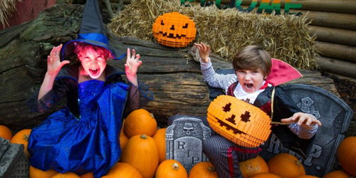 Preview: Don't Miss Final Brick-or-Treat Weekend at LEGOLAND Discovery Center