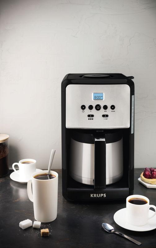 Savoy filterkoffiezetapparaat van Krups