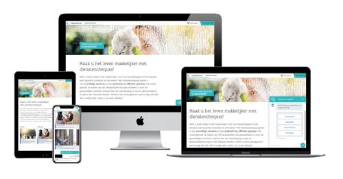 Sodexo en Emakina lanceren nieuwe dienstencheque-website en mobiele apps