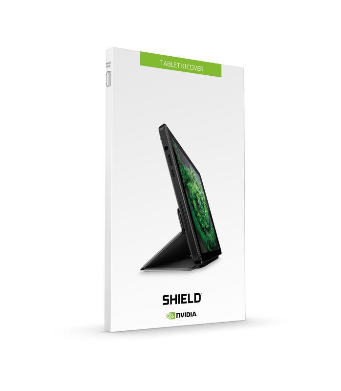 NVIDIA SHIELD Verpackung 1