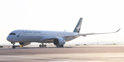 Cathay Pacific commences Tel Aviv service with the Airbus A350