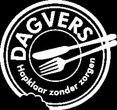Dagvers perskamer Logo