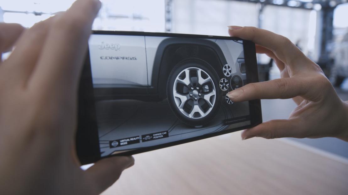 La marque Jeep® lance une expérience client novatrice avec le tout nouveau Jeep Compass