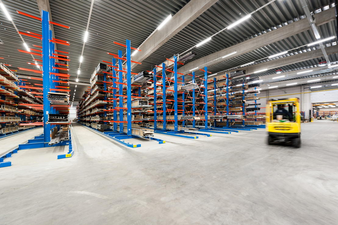 New Warehouse Profiles