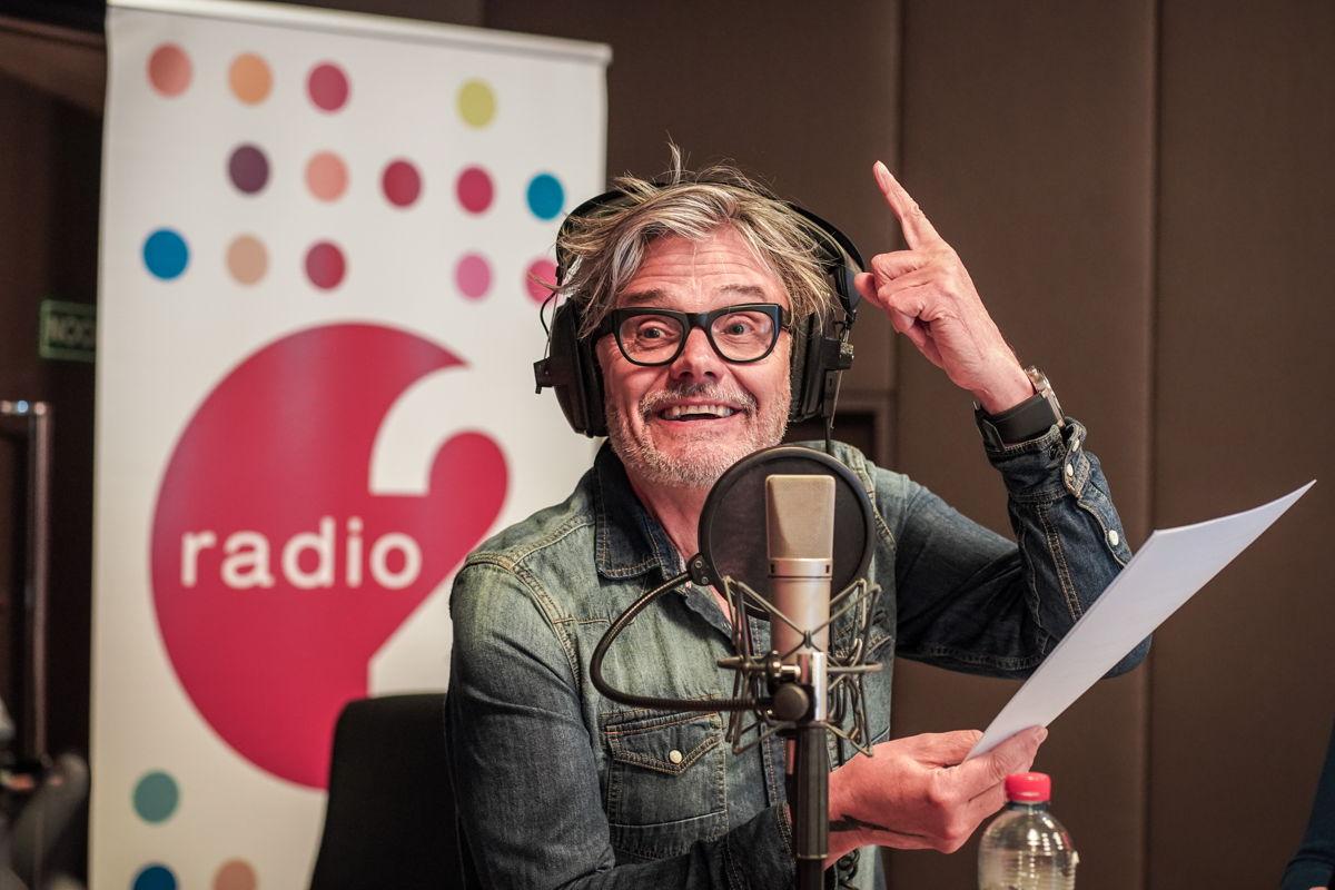 Marcel Vanthilt © Radio 2
