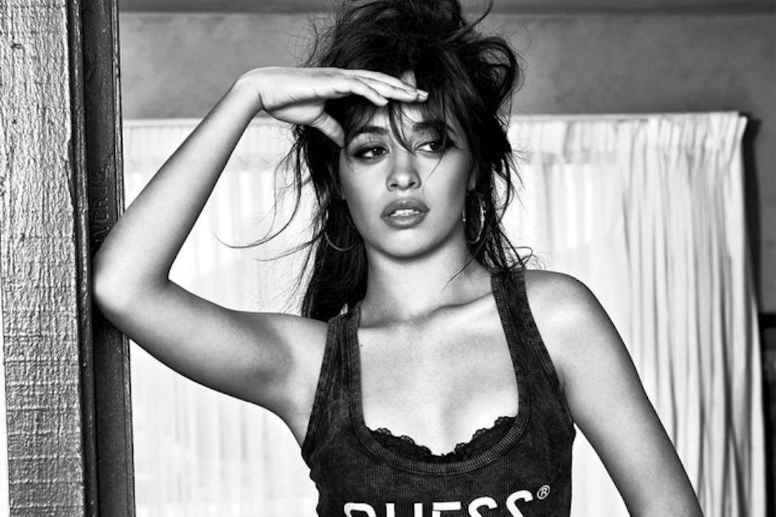 GUESS FW17: Introducing Camila Cabello as the Newest Face of Guess