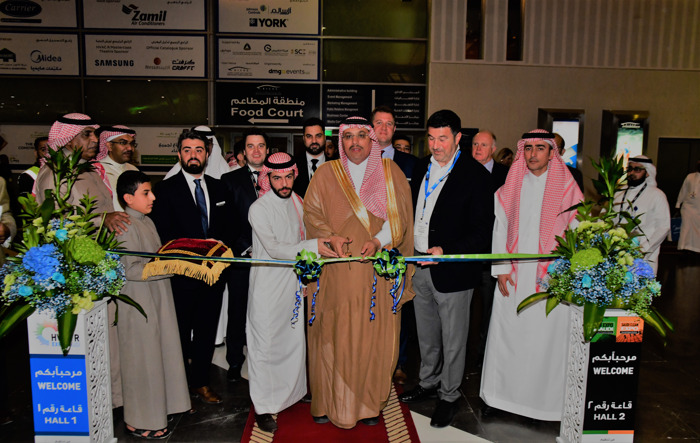 Preview: HVAC R EXPO SAUDI OFFICIALLY OPENS DOORS IN RIYADH