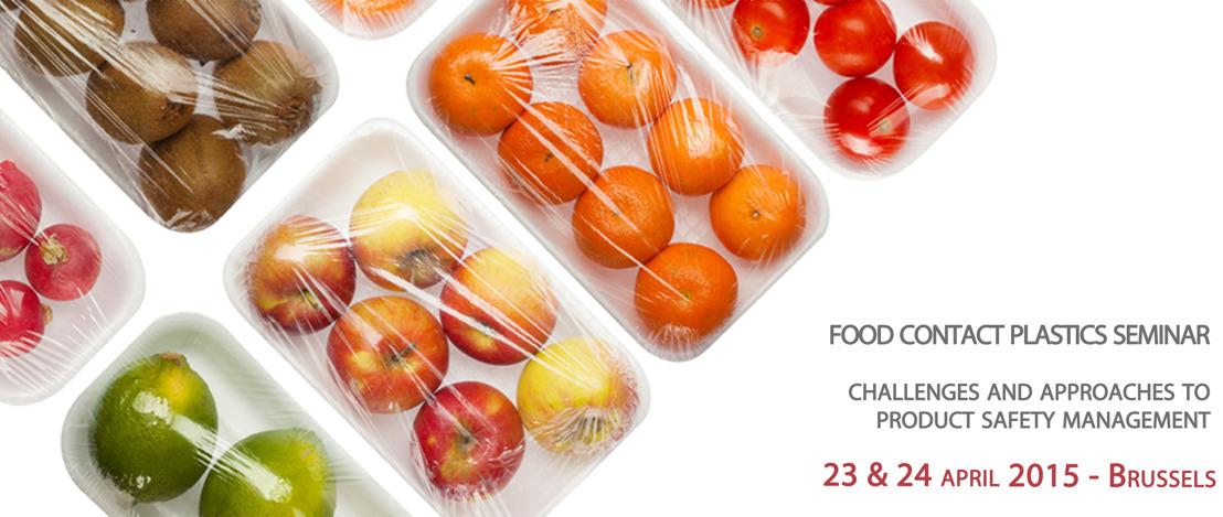Matrix Webapp Case Study Exercise - Food Contact Plastics Seminar 2015