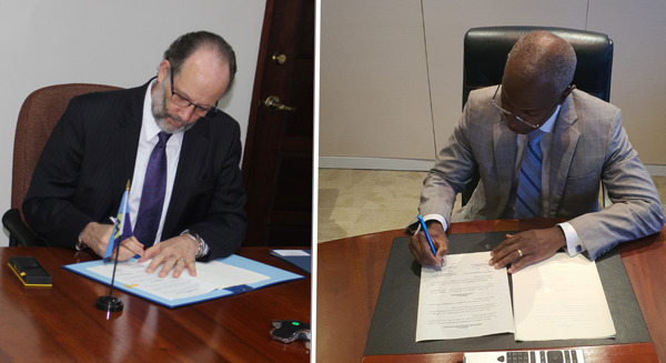 Preview: CARICOM Private Sector Organization and the Caribbean Community Sign MOU