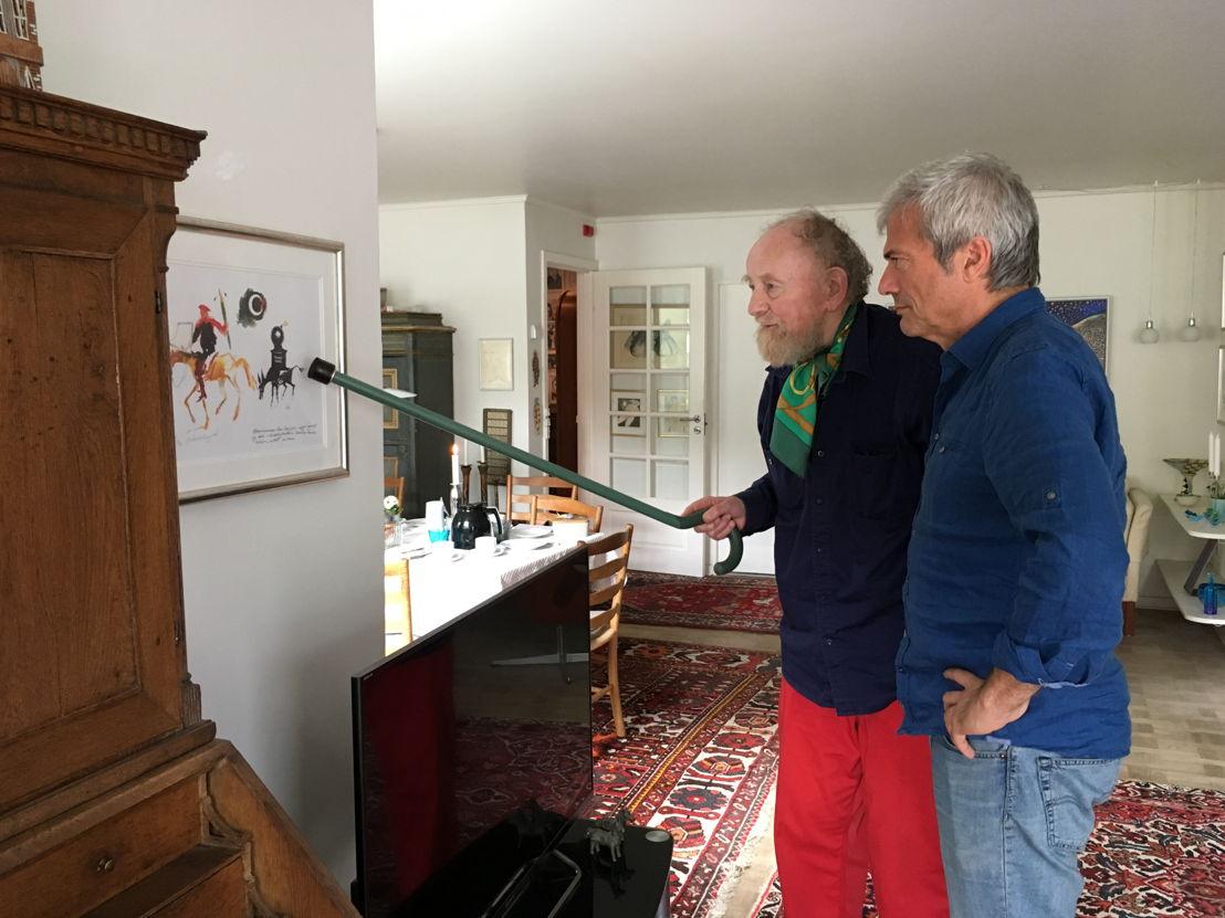 Aflevering 6: Jan en Kurt Westergaard - (c) Warner Bros ITVP België