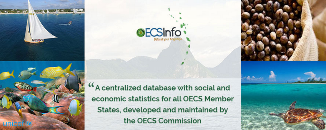 OECS to benefit from new public statistics database
