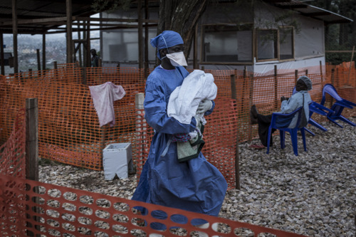 North Kivu, DRC: Ebola epidemic spreads further into urban communities and isolated areas
