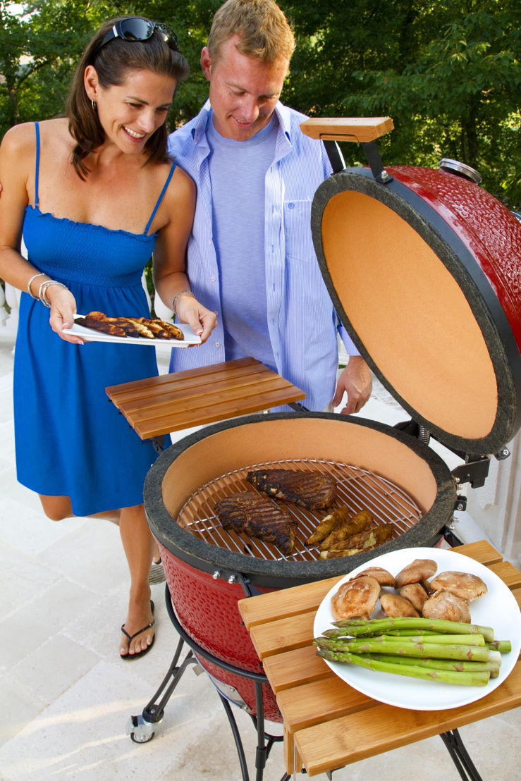 Kamado Joe Lifestyle grill