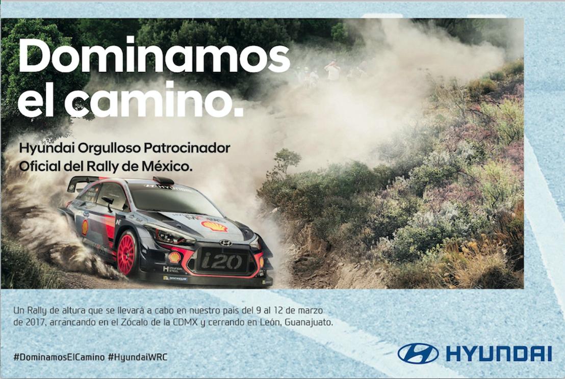 Hyundai Morotorsport Regresa a México Para Luchas por el Podio en León, Guanajuato