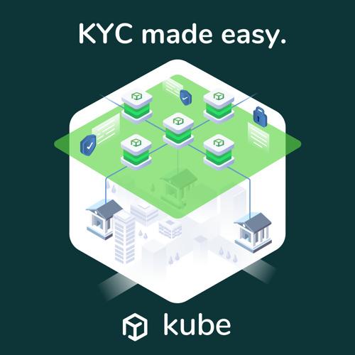 4 grootbanken en Isabel Group bundelen krachten voor vereenvoudiging zakelijke dienstverlening met KUBE