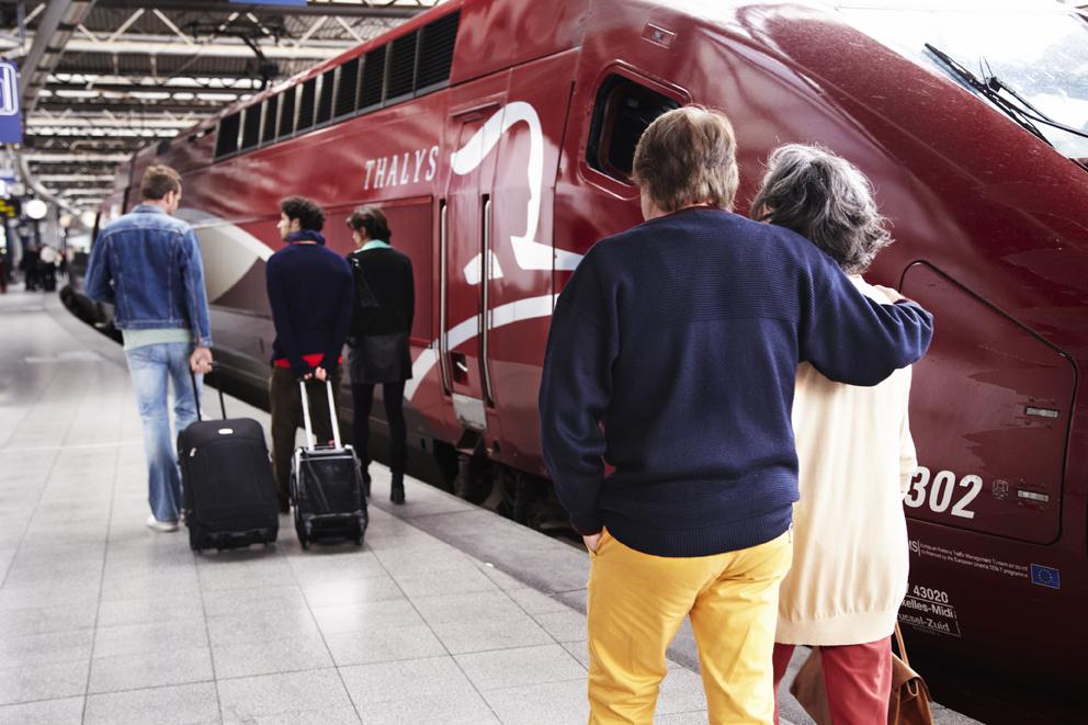 Ⓒ Thalys International