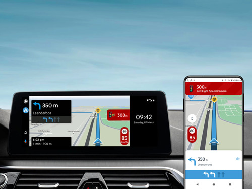 Preview: TomTom AmiGO vanaf nu beschikbaar op Android Auto