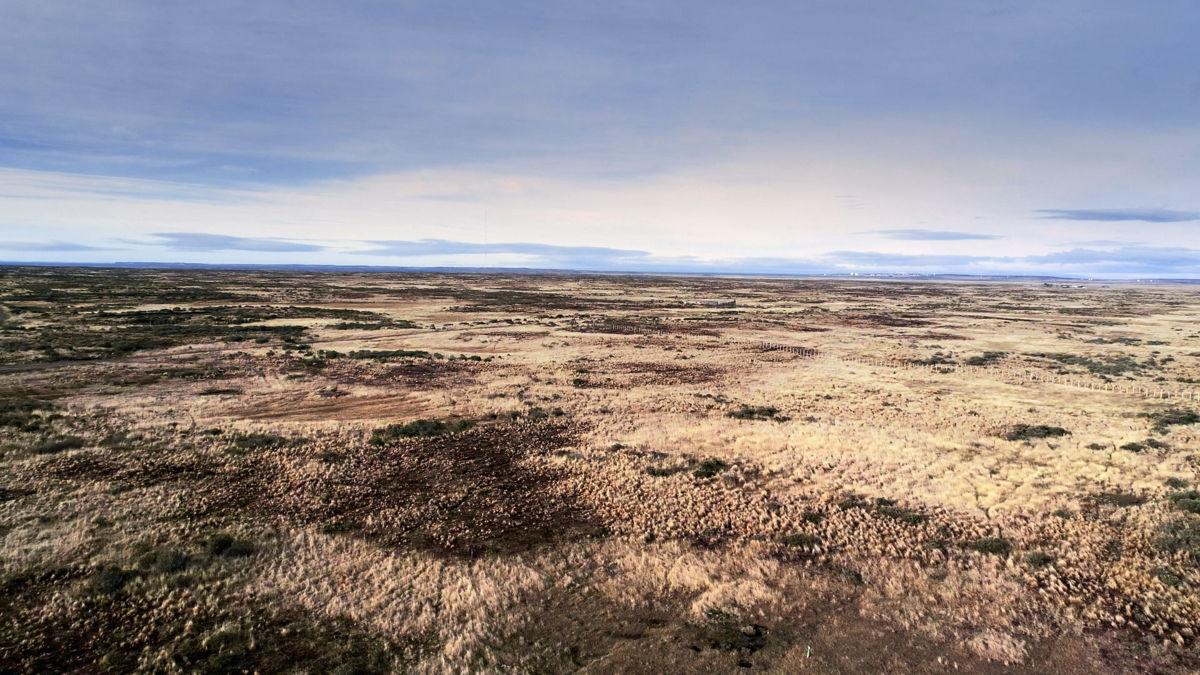 Provincia de Magallanes, sur de Chile.