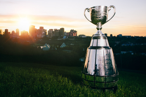 THE 106TH GREY CUP PRESENTED BY SHAW IS SOLD OUT!