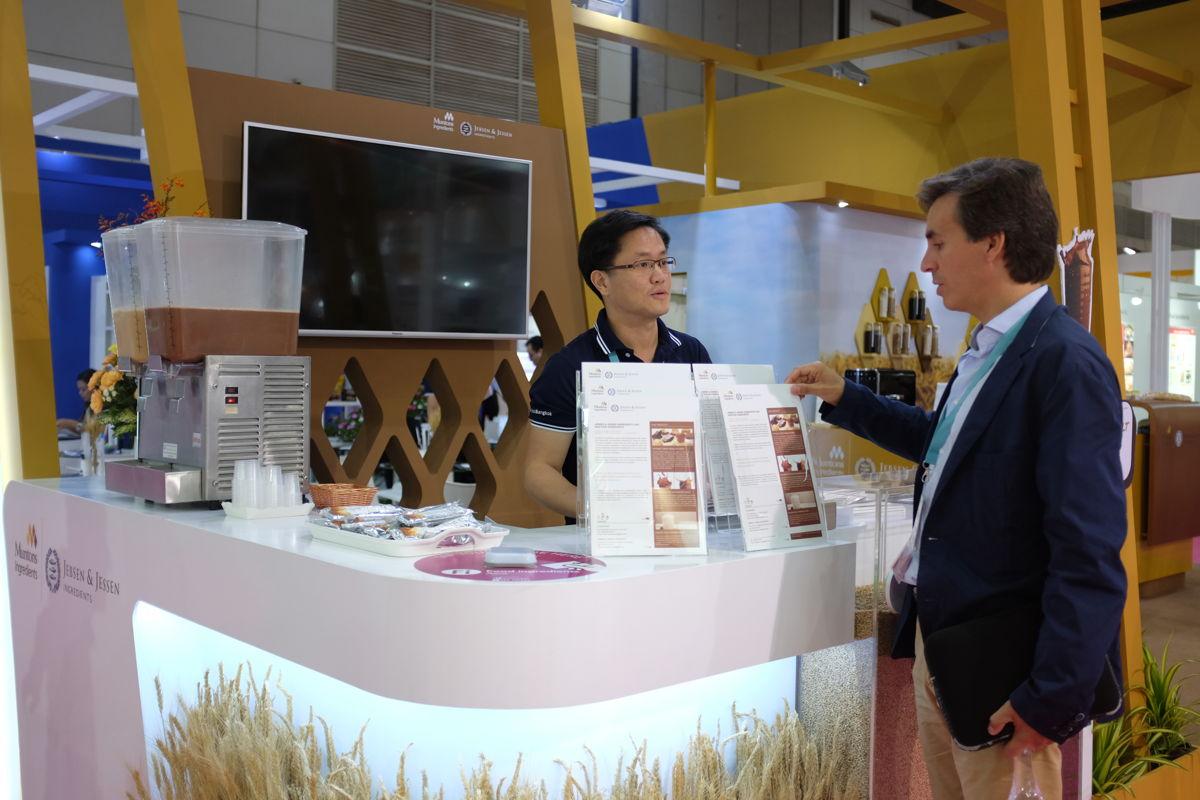 JJ-Muntons launches its new premium malt product.