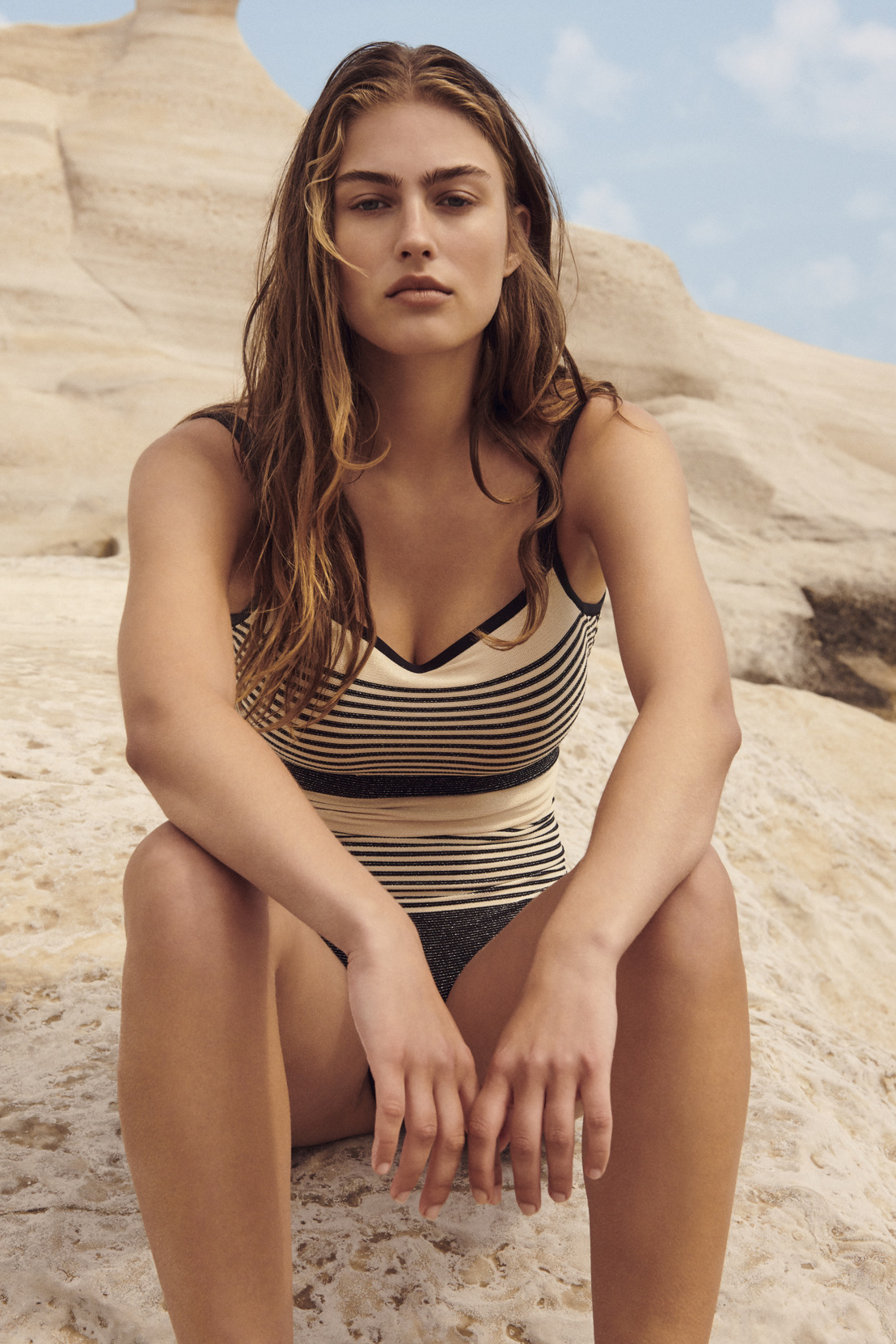 Marie Jo Swimwear Cruise Collection: Luxurious Silhouettes, Inspired by Seventies Chic