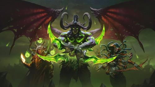 World of Warcraft : Jordan Fisher interprète une ode à Burning Crusade Classic
