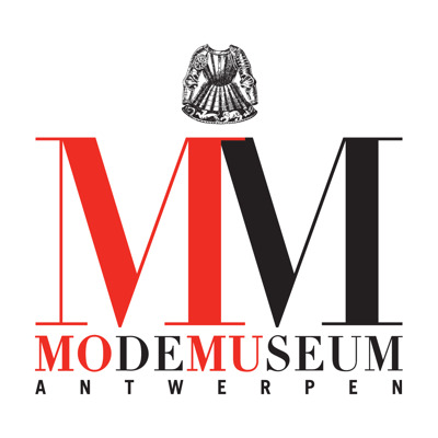 MoMu - ModeMuseum Antwerpen perskamer Logo